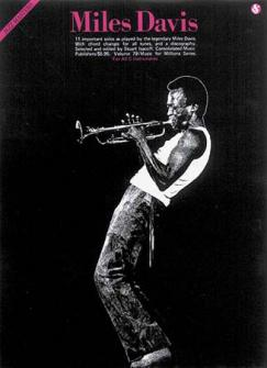 Miles Davis For All C Instruments - Jazz Masters Vol.79