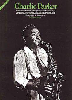 Charlie Parker - Jazz Masters - C Instruments