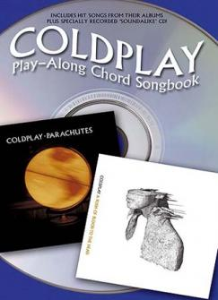 Coldplay - Play Along Chord Songbook Avec Cd - Chant, Guitare