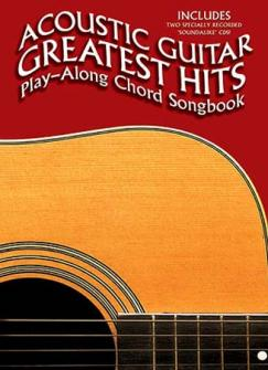 Acoustic Guitar Greats Hit Chord Songbook Vol.2 Avec Cd - Chant, Guitare