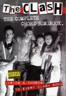 The Clash The Complete Chord Songbook  - Voix, Guitar