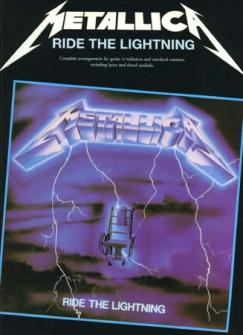 Metallica - Ride The Lightning - Guitar Tab