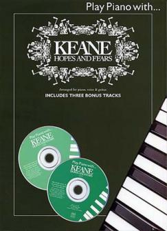 Play Piano With Keane -  Hopes And Fears + 2 Cd