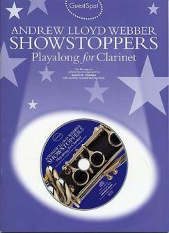 Webber A.l. - Guest Spot - Showstoppers - Clarinet