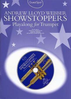 Webber A.l. - Guest Spot - Showstoppers - Trumpet
