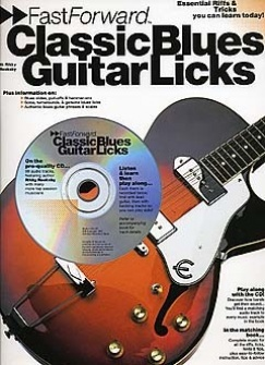 Rooksby Rikky - Classic Blues Guitar Licks+ Cd - Guitar Tab