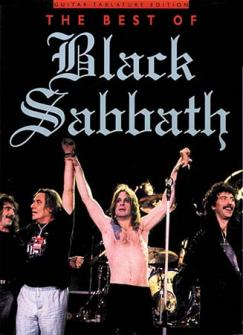 Black Sabbath - Best - Guitar Tab