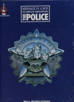 The Police - Complete Transcriptions - Guitar Tab