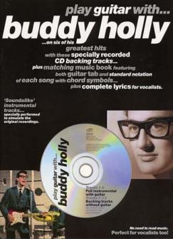 Holly Buddy - Play Guitar With + Cd - Guitar Tab