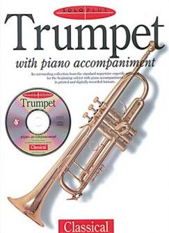Solo Plus - Classical Trumpet + Cd