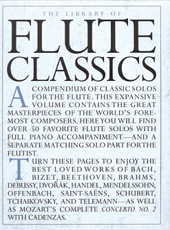 Library Of Flute Classics