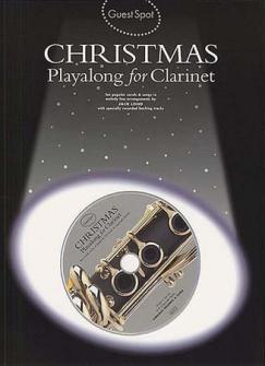 Guest Spot - Christmas + Cd - Clarinet