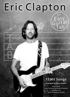 Clapton Eric - Easy Guitar Tab