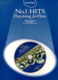 Guest Spot N°1 Hits Pour Flute Traversiere + Cd