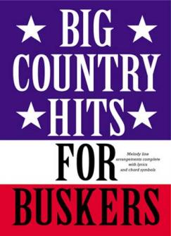 Big Country Hits For Buskers