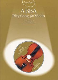Guest Spot Abba - Violon + Cd