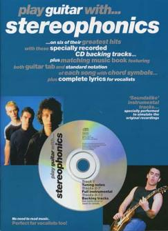 Stereophonics - Play Guitar With + Cd - Guitar Tab