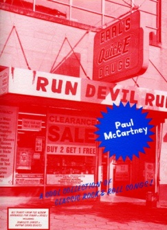 Mc Cartney Paul - Run Devil - Pvg