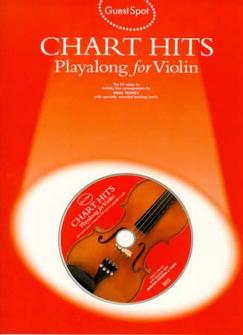 Guest Spot - Chart Hits Pour Violon + Cd