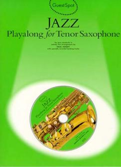 Guest Spot - Jazz + Cd Sax Tenor