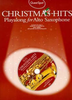 Guest Spot - Christmas + Cd - Saxophone Alto