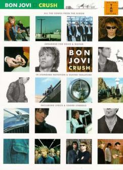 Bon Jovi - Crush - Guitar Tab