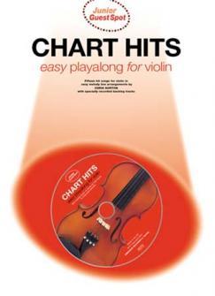 Guest Spot Junior - Chart Hits  - Violon