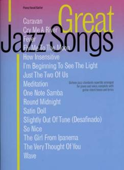 Great Jazz Songs - Pvg
