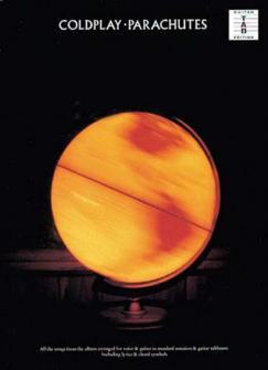 Coldplay - Parachutes - Guitar Tab