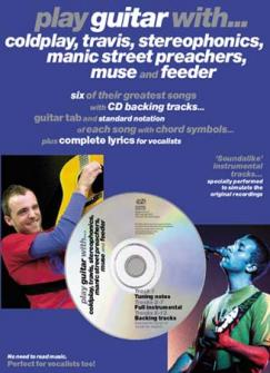Play Guitar With Coldplay/muse/stereophonics...+ Cd