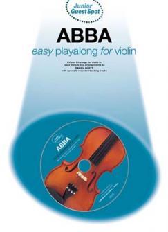 Guest Spot Junior - Abba Easy Playalong - Violon