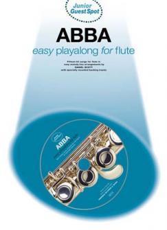 Guest Spot Junior - Abba Easy Playalong - Flute