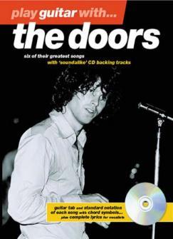 The Doors - Play Guitar With Avec Cd