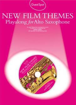Guest Spot - New Film Themes - Saxophone Alto
