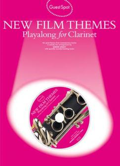 Guest Spot - New Film Themes - Clarinet