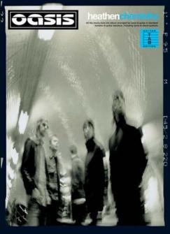 Oasis - Heathen Chemistry - Guitar Tab