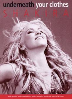 Shakira - Format Underneath Your Clothes - Pvg