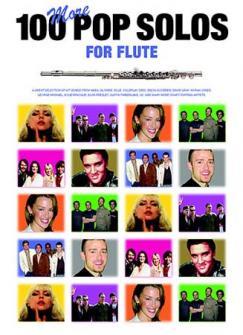 100 More Pop Solos - Flute