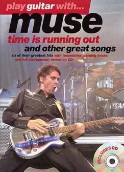 Muse  Play Guitar With Time Is Running Out Avec Cd