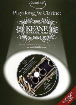 Keane - Guest Spot - Hopes & Fear + 2cd - Clarinet