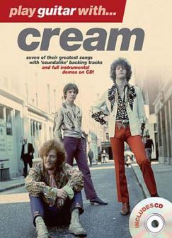 Play Guitar With Cream + Cd