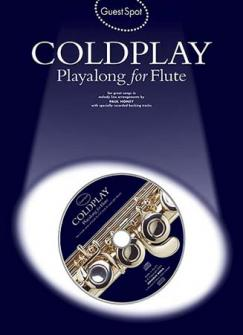 Guest Spot Coldplay Playalong For Flute 2cd