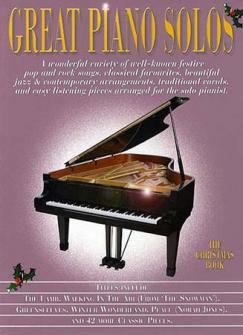Great Piano Solos - Christmas Book