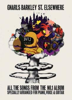 Gnarls Barkley - St. Elsewhere - Pvg