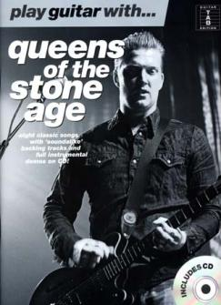Queens Of The Stone Age - Play Guitar With + Cd - Guitar Tab