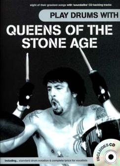 Queens Of The Stone Age Play Drums With Cd