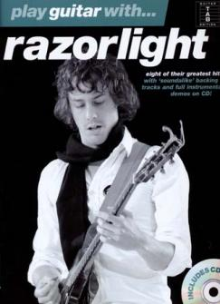 Razorlight - Play Guitar With + Cd - Guitar Tab
