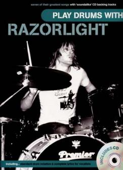 Razorlight - Play Drums With + Cd - Batterie