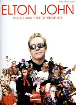 John Elton - Rocket Man Definitive Hits - Pvg