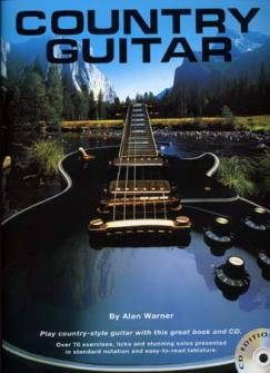 Warner Alan - Country Guitar + Cd - Guitar Tab